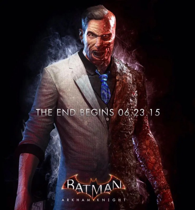 batman arkham knight promocional