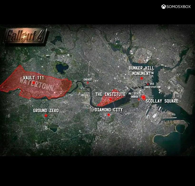 fallout 4 mapa