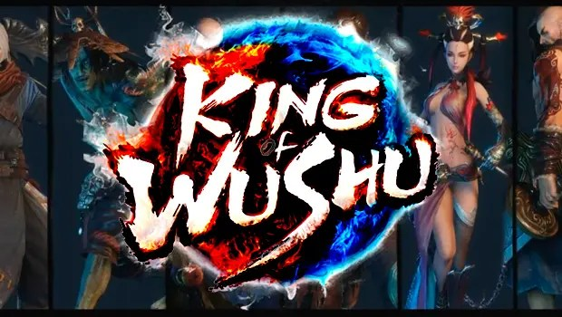 king of wushu cover