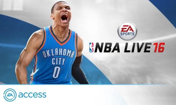 NBA Live 16 llega a The Vault de EA Access