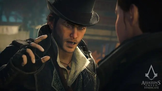 assassins creed syndicate personajes