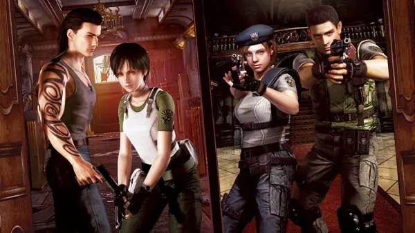 Resident Evil Origins Collection 1