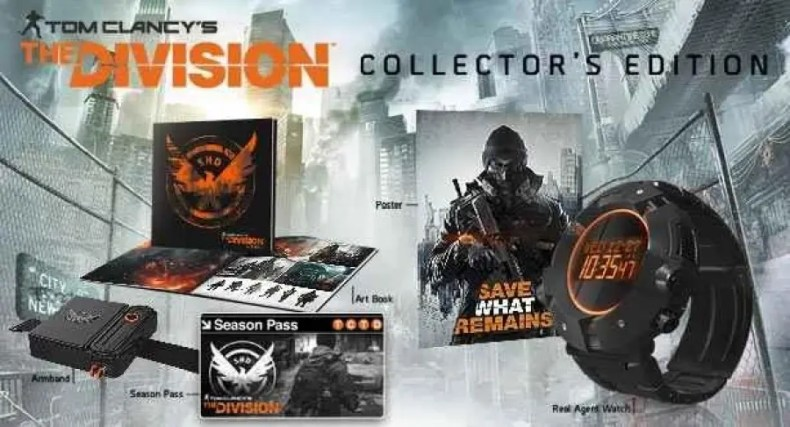 TheDivisionCollector