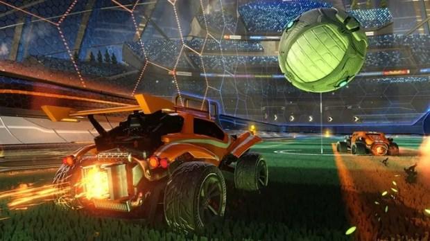 El juego cruzado entre Xbox One y PC llega a Rocket League
