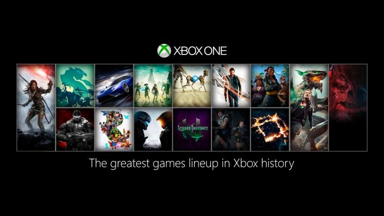 XboxOneLineup2016