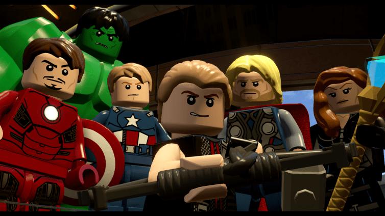 Lego Marvel AVengers (3)