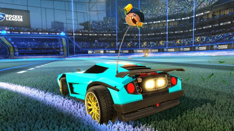 Rocket League Sunset Overdrive (1)