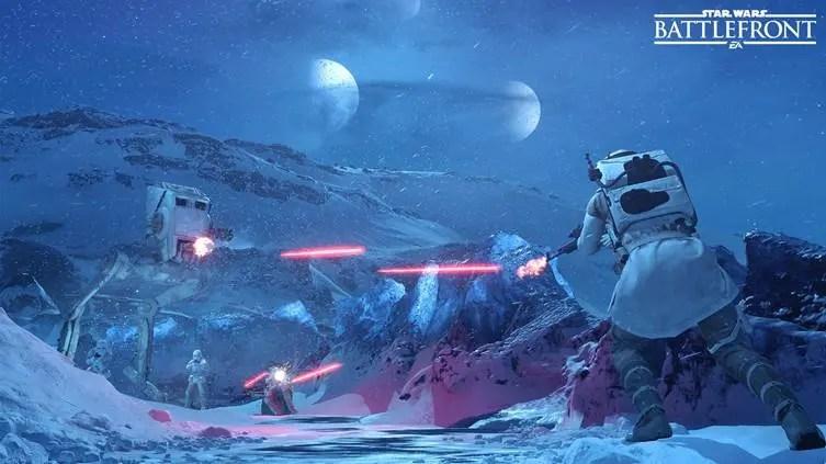 Star Wars Battlefront contenido gratuito