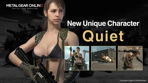 MGSO-Quiet