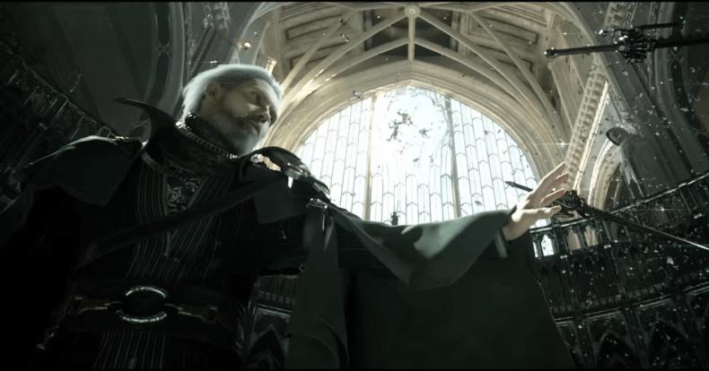 avance película Final Fantasy XV