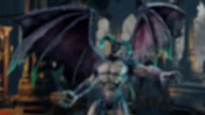 Killer Instinct Gargos (1)
