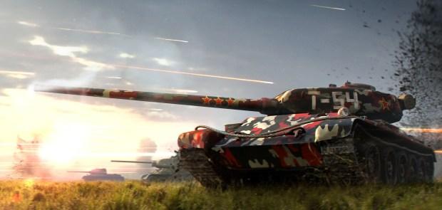 Anunciado un evento especial World of Tanks para Xbox