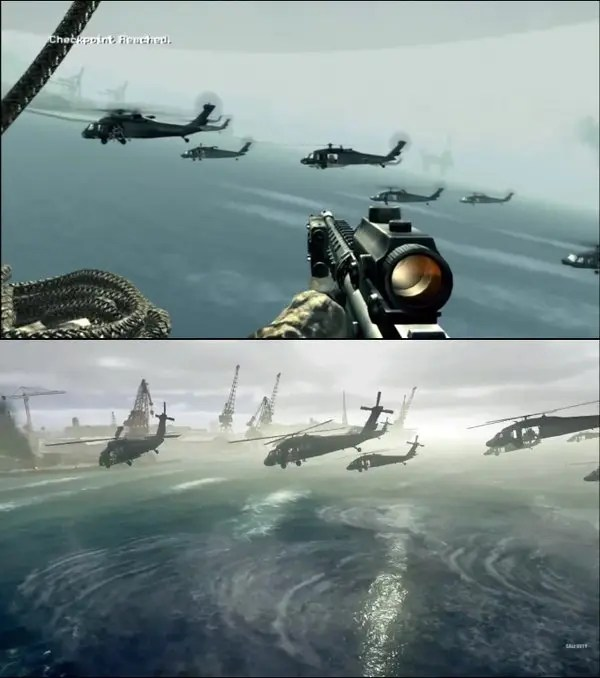 call of duty remaster