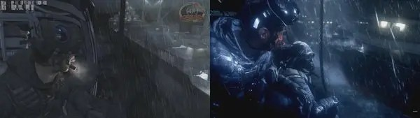 modern warfare remaster vs original
