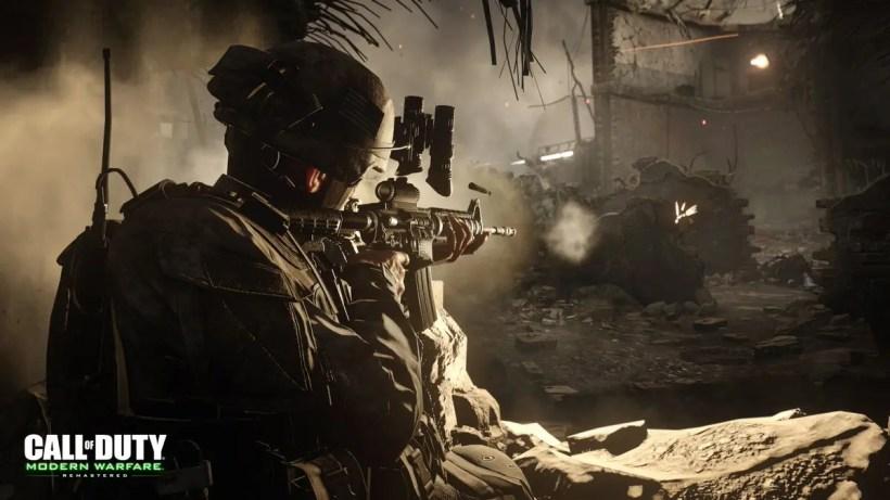 Modern Warfare Remastered 1