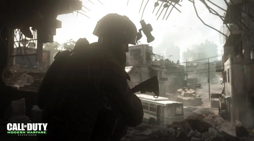 Modern Warfare Remastered 3