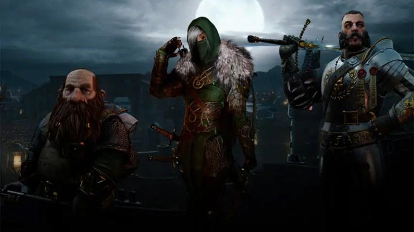 Warhammer End Times - Vermintide (1)