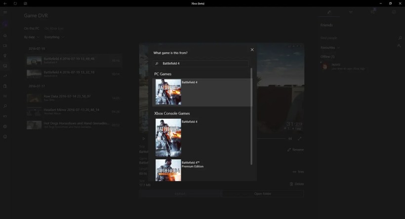 Xbox App Game Clips (1)