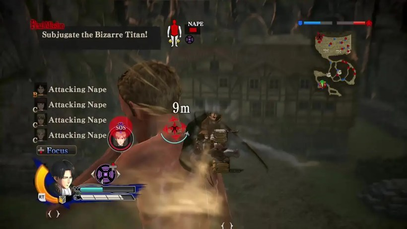 Attack on Titan (10)