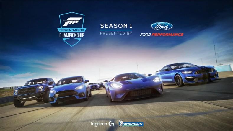 Forza Motorsport 6 Forza Racing Championship