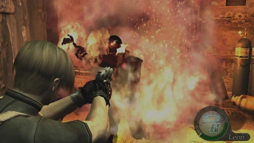 Resident Evil 4 análisis 4