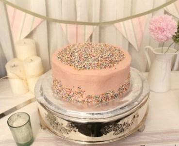 Sprinkles birthday cake somuchbetterwithage.com