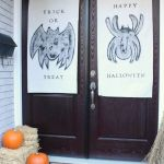 Halloween Door Banners