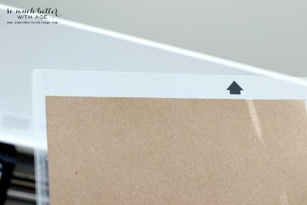 Load cutting mat / Newbie silhouette cameo tutorial