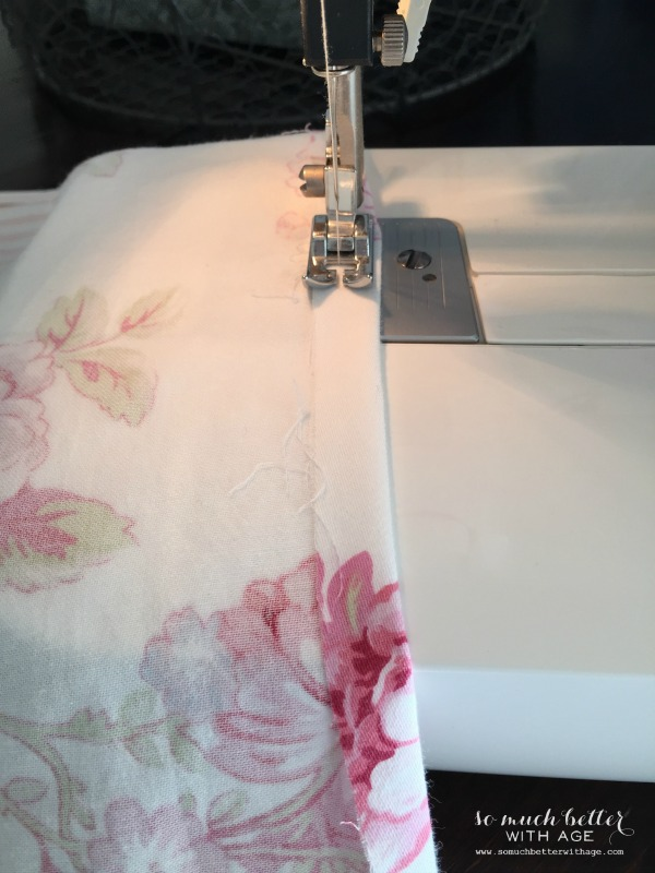How to sew curtains by somuchbetterwithage.com