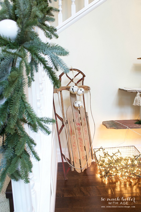 Holiday Housewalk by somuchbetterwithage.com