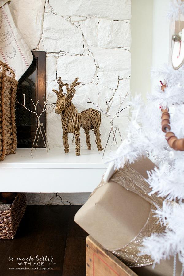Twig reindeer | somuchbetterwithage.com