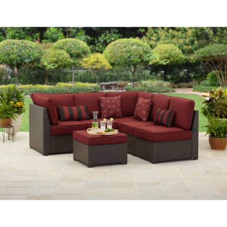 Home Decor- The Best Most Comfortable Outdoor Furniture --Wicker-Sofa-Sectional-Set 3