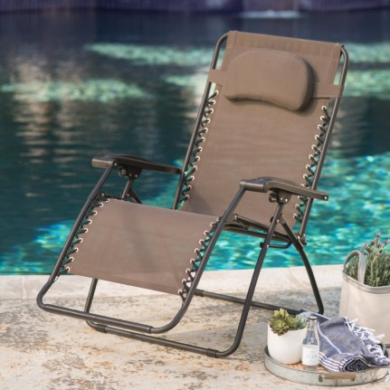 Home Decor- The Best Most Comfortable Outdoor Furniture - zero gravity chair