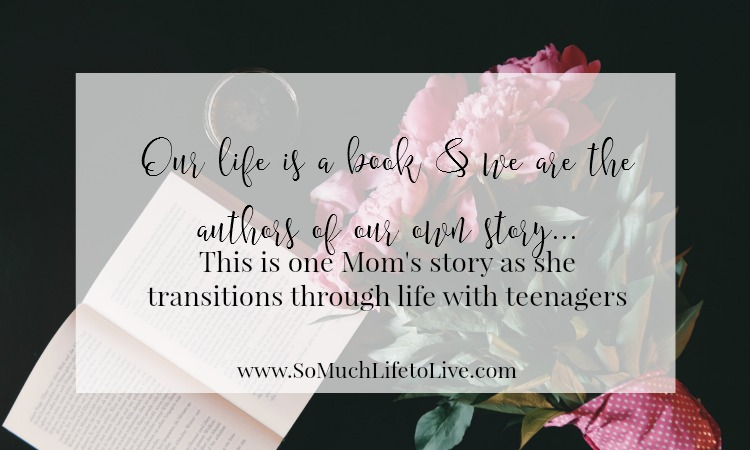 life-is-a-book-we-are-the-authors-a-moms-story-life-with-teenagers