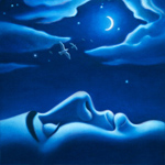 Рисунок профиля (Анна Фоломеева)