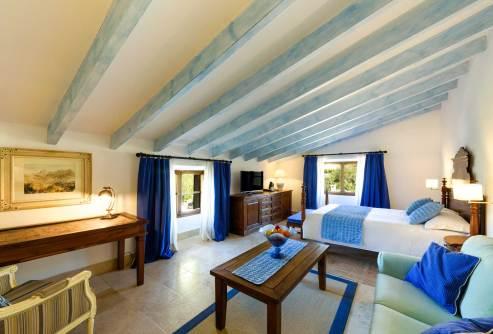 Hotel room son grec