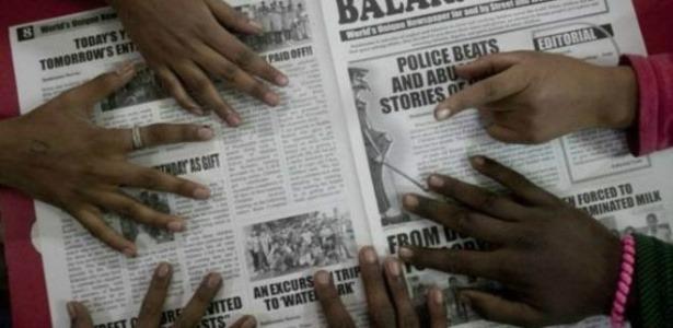 Foto Divulgação - Mansi Thapliyal/BBC