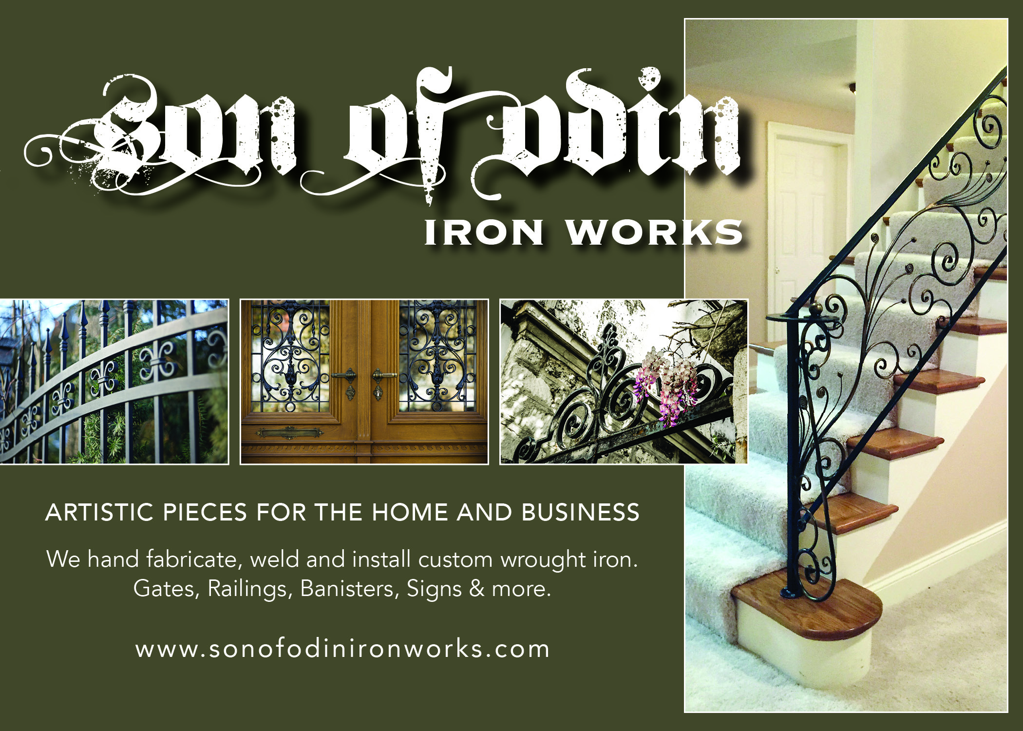 Son of Odin Iron Works