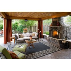 Plush Outdoor Living Room Outdoor Rooms To Enhance Your Backyard Backyard Room Ideas