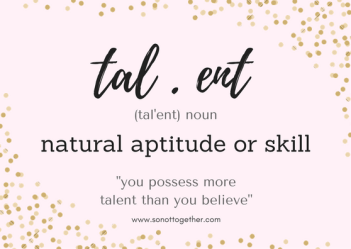 The Powerful Difference Between Talent and Ability