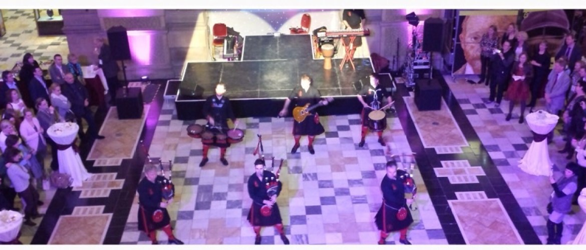 Kelvingrove Red Hot Chili Pipers