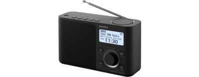 Portable DAB DAB  Radio   XDR S61D   Sony UK Images of Portable DAB DAB  Radio