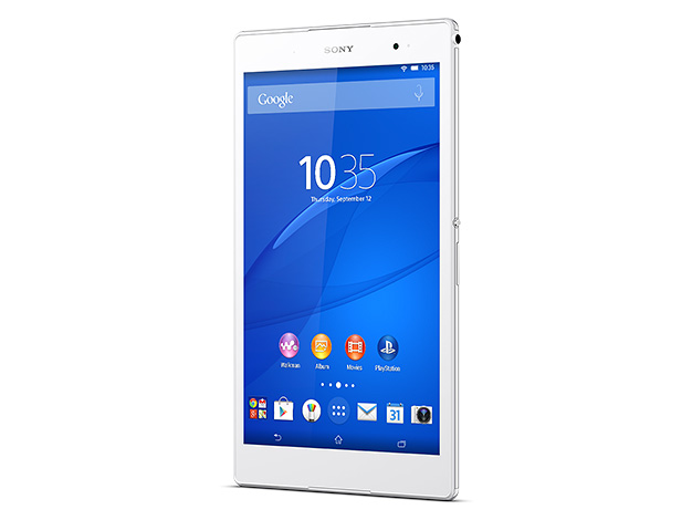 Xperia Z3 Tablet Compactの画像