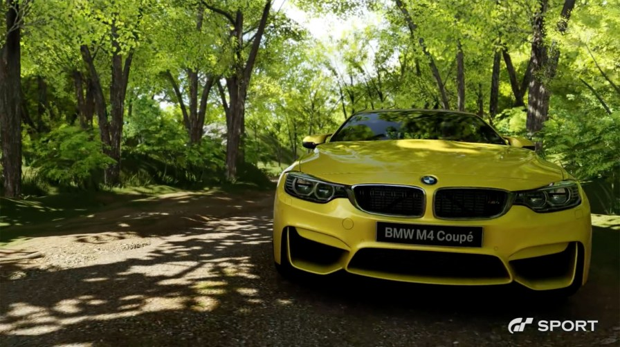 Gran Turismo Sport BMW M4