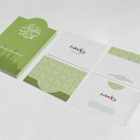 Desain Kartu Ucapan Lebaran sebagai Sarana Branding