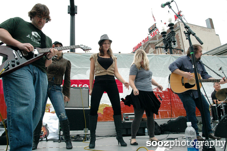 Photos: OldJack on the main stage at 33rd Annual Oktoberfest in Harvard Square
