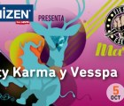 Más boletos gratis para la Esencia Marvin con Dirty Karma y Vesspa