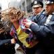 Detrás del lente en Occupy Wall Street