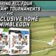 Presentan los atletas que aparecerán en la portada de EA SPORTS Grand Slam Tennis 2