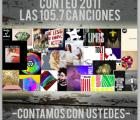 Las 105.7 canciones del año según Reactor 105